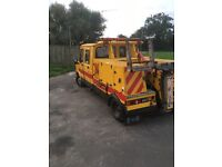 CREW CAB RECOVERY TRUCK EX 'AA' MOT EXEMPT SPEC LIFT 130,000 MILES STARTS AND DRIVES FINE 6 SEATER!!