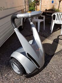 Junior Segway in nearly new condition.