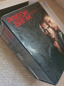 Prison Break series 1-4 (DVD)