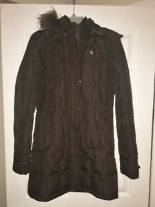 Girls or Ladies winter jacket by Abercrombie and Fitch