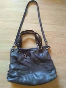 Fossil Vintage Genuine Leather Handbag