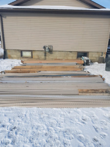 siding and roofing material