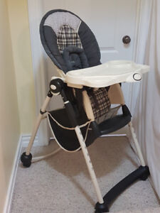 Eddie Bauer baby high chair