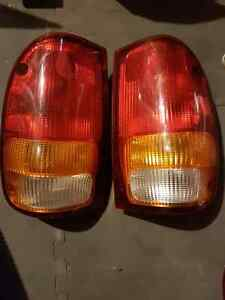 Mazda Pick Up Taillights