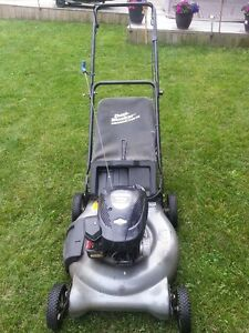 craftsman 3 1 lawnmower with bag attachtment