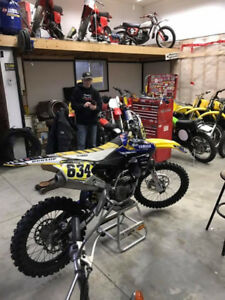 Clean 2016 YZF 450 60th anniversary