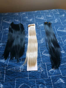 Belle hair extentions