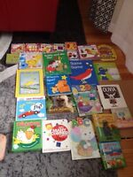 Lot of Toddler books