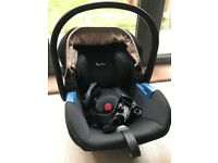 Silver Cross Car Seat Black for up to 9m-12m