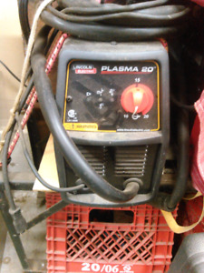 Lincoln Electric Plasma cutter 20
