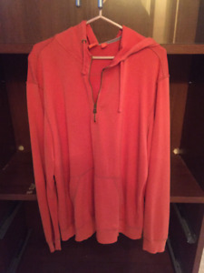 Orange Hugo Boss Hoodie