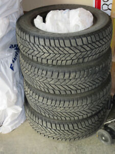 4 Goodyear Ultra Grip (Ice) Winter Tires