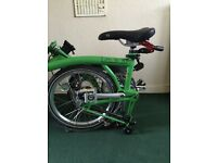 Bike Brompton