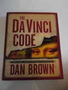 The Da Vinci Code Dan Brown Hardcover Book with dust jacket London Ontario image 1