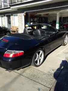 2002 Porsche 911 Convertible