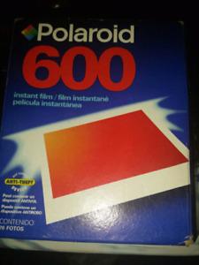 Polaroid 20 photo unopened film