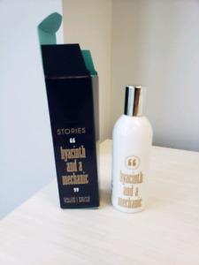 Andy Tauer - Hyacinth and a Mechanic perfume