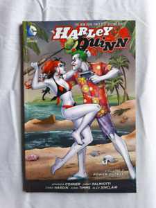 Harley Quinn DC Comics (The New 52) Volume 2 Power Outage