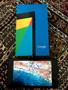 Google Nexus 7 Asus 2nd Gen 16GB Tablet