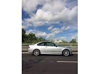 Bmw e46 330ci coupe m sport auto ( px Mini Cooper s , Audi TT )