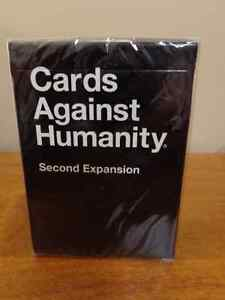 BRAND NEW! Cards Against Humanity - Second Expansion