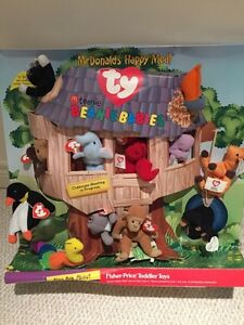 McDonalds 1998 Beanie babies set for sale