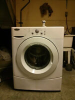 Amana energy star washer and dryer