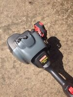 Craftsman 25 cc gas powered trimmer.