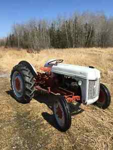 1941 Ford tractor in excellent working and running condition
