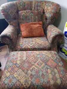 Couch, chair and ottoman  St. John's Newfoundland image 1