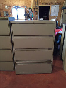 Lateral Filing Cabinets Moose Jaw Regina Area image 1