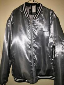 Bohooman satin type jacket