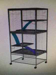 All Things Living Multi-Level Small Animal Cage
