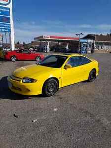 2005 Chevrolet Cavalier Z24 Coupe (2 door) Low Km!