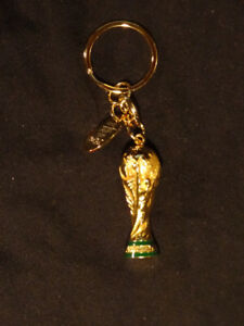 FIFA WORLD CUP KEY CHAIN - ORIGINAL AND RARE