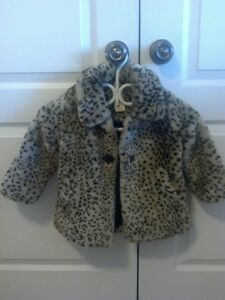Toddler Girl Jacket