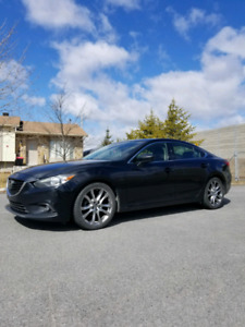 "MAZDA 6 GT 2014 GROUPE TECH,NAVI,CUIR,TOIT,MAGS 19"" 9999$ FERME"