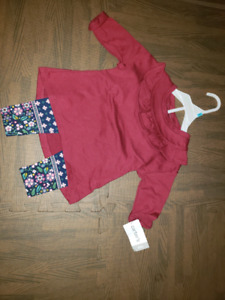 New 6 months baby clothes
