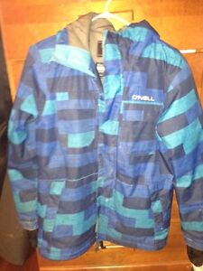 Winter Snow Board Jacket - O'neill - Youth Large