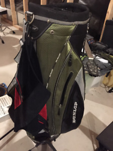 Golf Bag Including 1 Putter