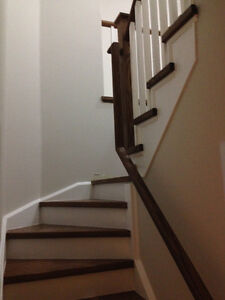 Stairs Refinishing and Hardwood Installation Oakville / Halton Region Toronto (GTA) image 10