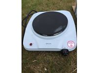 NEW boxed Electric hot plate/cooker