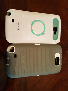 Galaxy Note 2 Cases! Good condition!