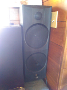 Bowers and wilkins zmf 2004 speakers