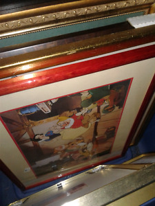 Art Poster Prints rare items priced to sell