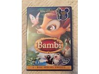 Bambi and The Jungle Book Special Edition DVD