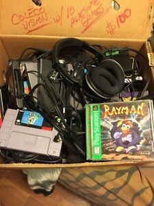 Selling Video Game Collection