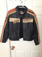 Ladies motorcycle jackets and more