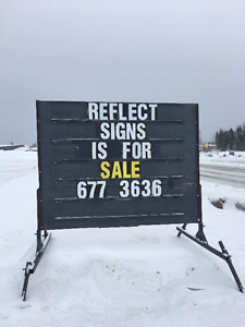 Reflect Signs is for Sale
