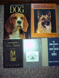 German Shepherd Dog Books